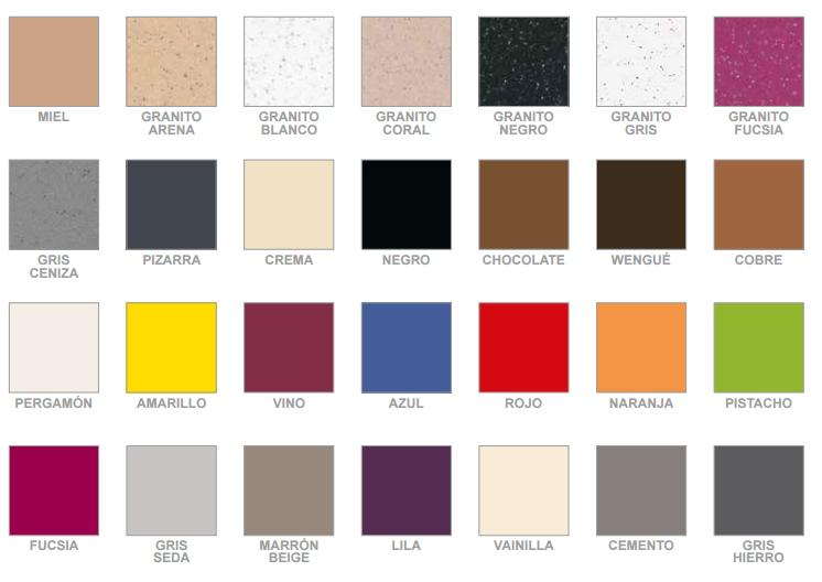 Plato De Ducha Resina Antideslizante 29 Colores Todas Las Medidas