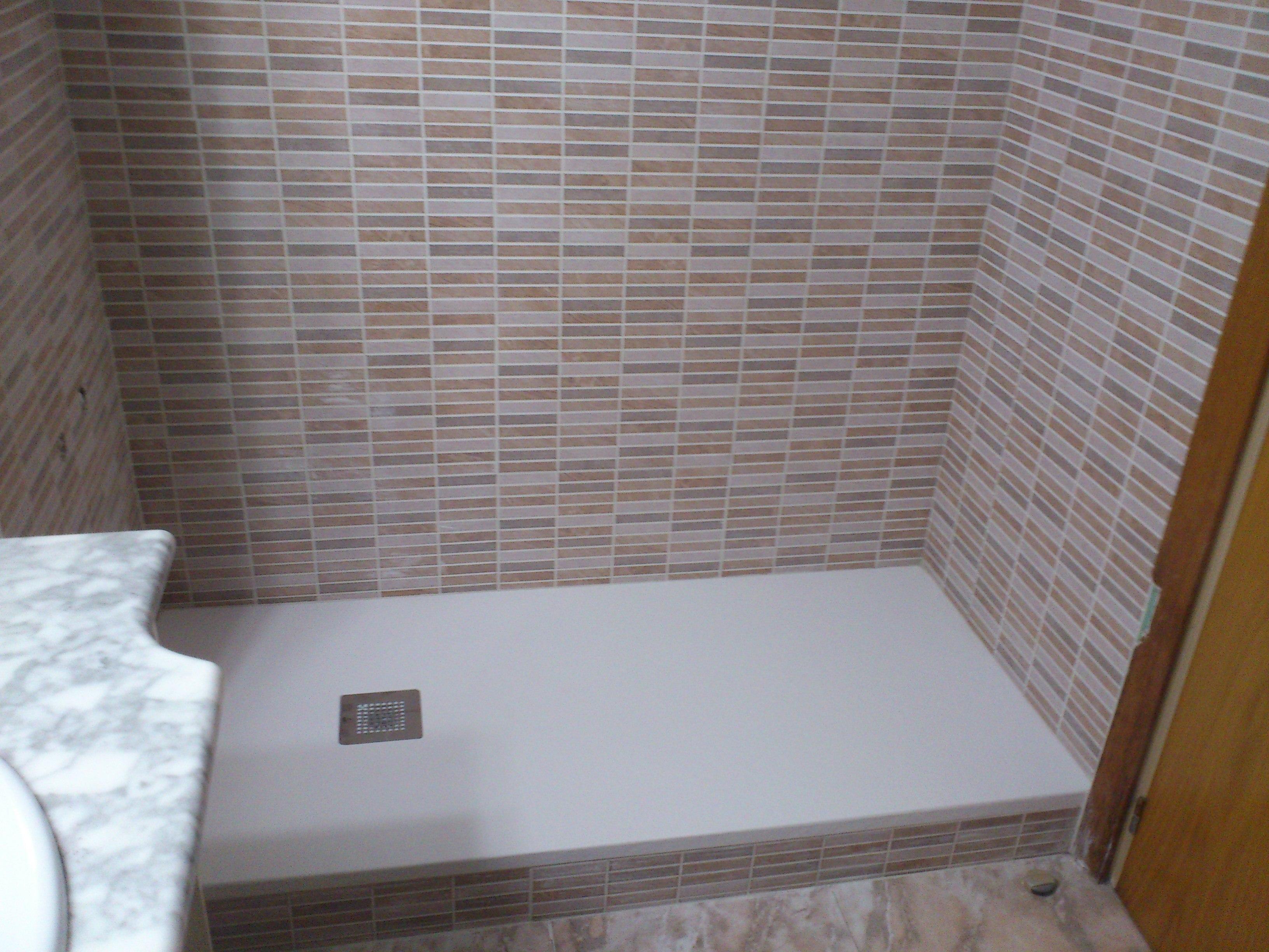 Reforma ba era por ducha mamparas de ba era y ducha - Sustituir banera por plato ducha ...